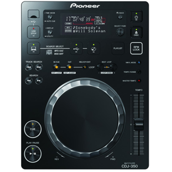 Pioneer CDJ-350 Pro Digital Media Player