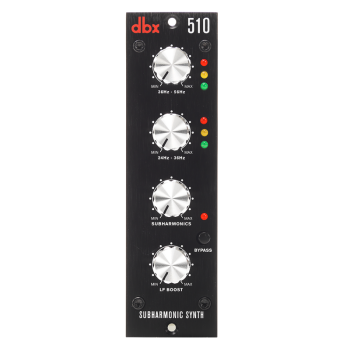 Dbx DBX510 500 series Subharmonic Synth