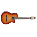 Godin 028740 Hybrid CW QII Classical Guitar with Cutaway