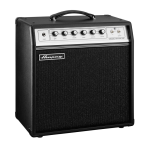 Ampeg GVT15112 15w 1x12 Tube Combo Electric Guitar Amp