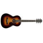 Fender PM-2DELUXE Deluxe Parlor Small Body Acoustic Guitar