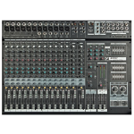 Yorkville PM16-2 16 Ch Powered Desk Mixer 4x800 w/Effects