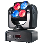 ADJ INN790 INNOPOCKETWASH Mini Moving Head Light