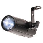 ADJ PINSPOTLED 6° LED Pinspot