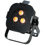 ADJ ULT482 ULTRAHEXPAR3 Low Profile 30w Tri Color Par