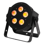 ADJ ULT674 5PHEX High Powered LED Flat Par