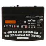 Zoom ZRT-223 Programmable Drum Machine with Built in sounds