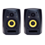 "KRK VXT4 4"" 2-way Studio Monitor"