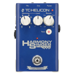 Tcelectronic HARMONYSINGER Vocal Processing Pedal