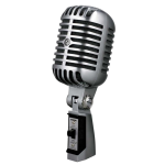 Shure 55-SH Birdcage Style Dynamic Vocal Mic
