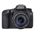 Canon EOS7D 18 Megapixel Digital SLR Camera
