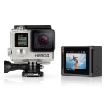 GoPro HERO4 Silver Edition Camera With Touch Screen