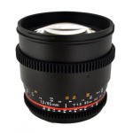 Rokinon CV85M-C 85mm T1.5 Aspherical Lens