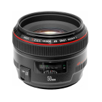 Canon EF50F1.2 50mm Camera Lens