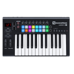 Novation LAUNCHKEY25MK2 25 Key MIDI Keyboard