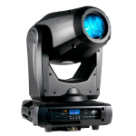 ADJ FOC407 100w LED Moving Head