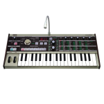 Korg MICROKORG 37 Mini Key Synth/Vocoder