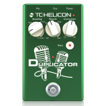 Tcelectronic DUPLICATOR Vocal Effects Stompbox