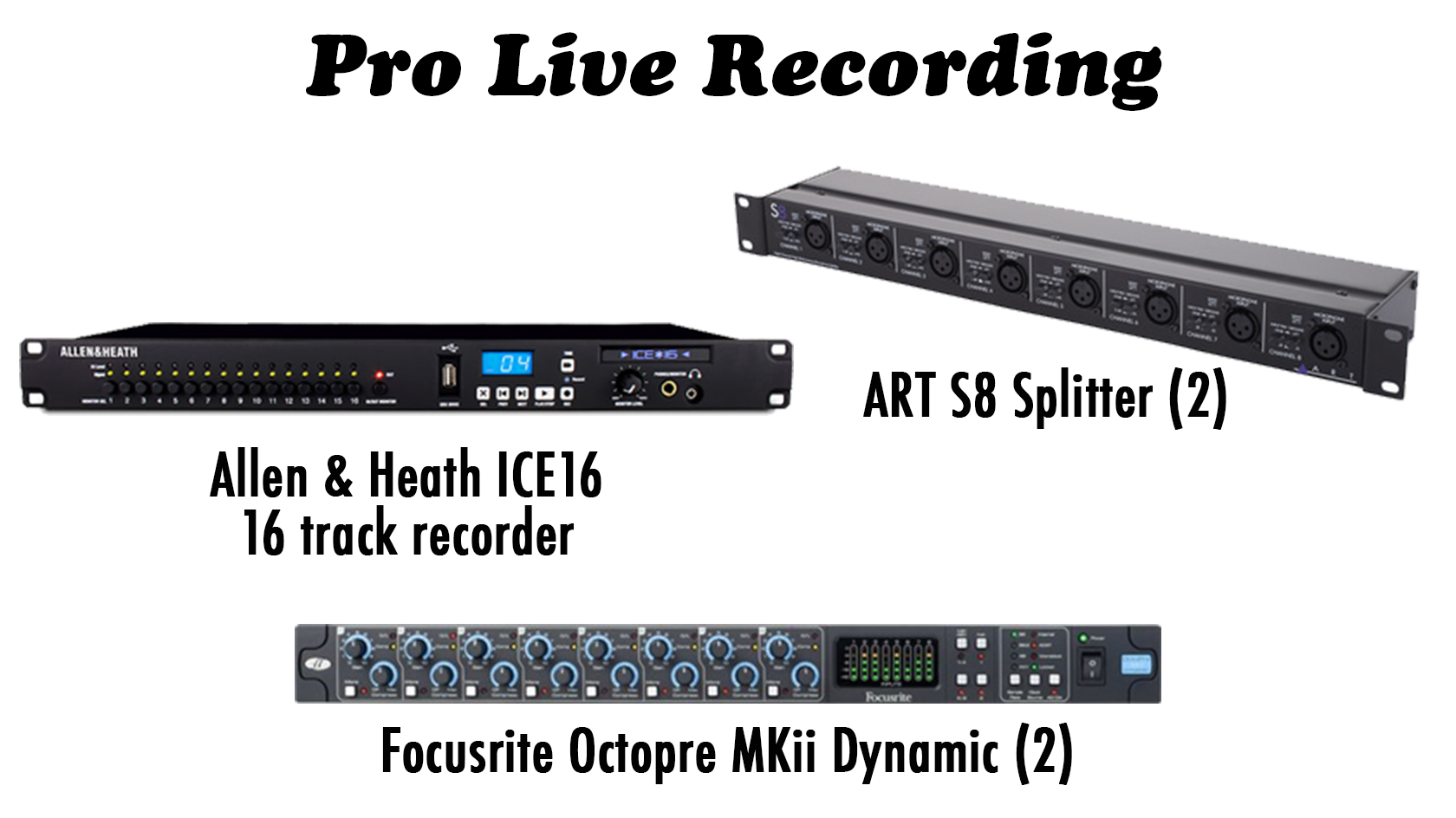 Recording Package 9