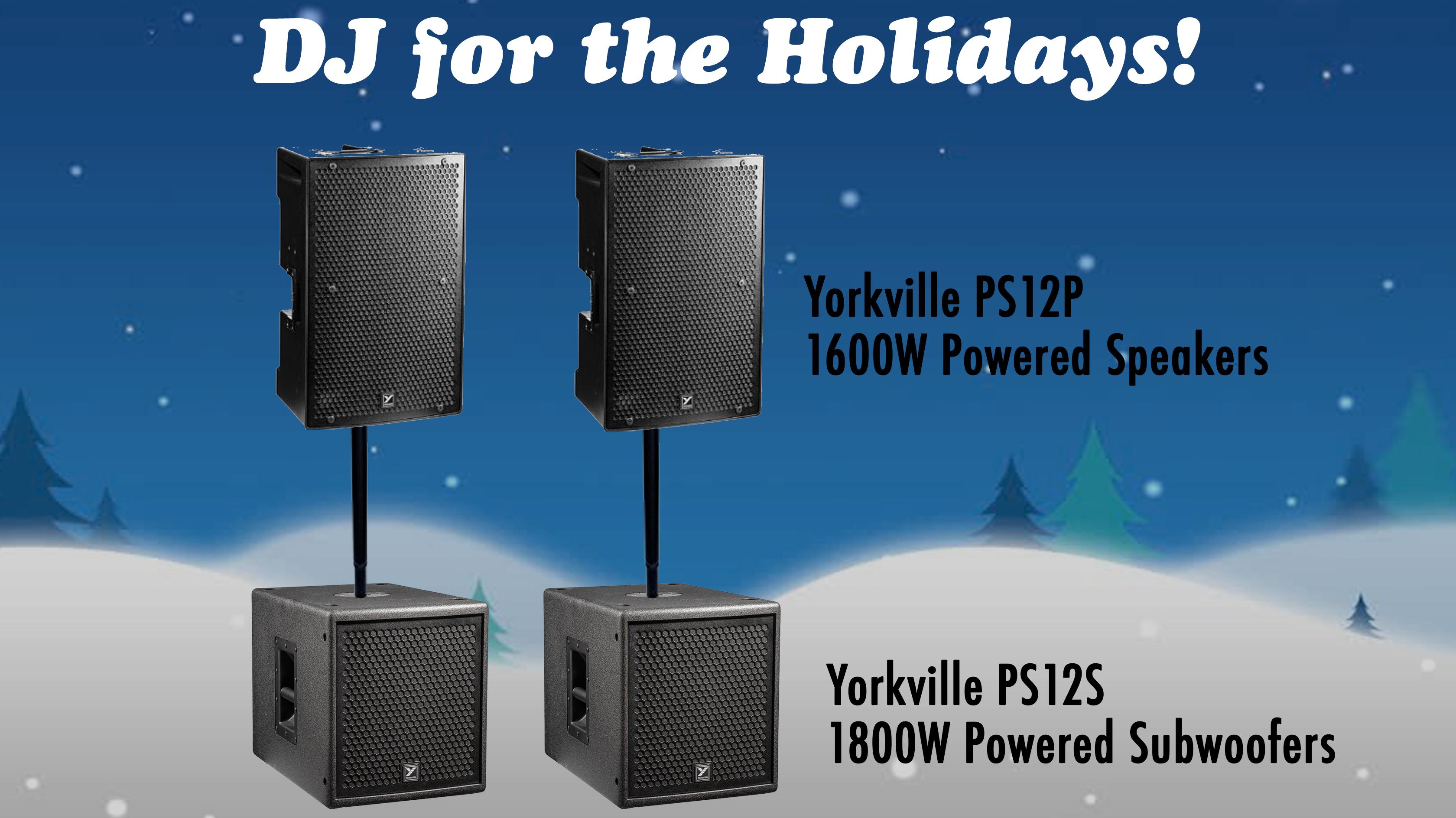 DJ 4 the Holidays