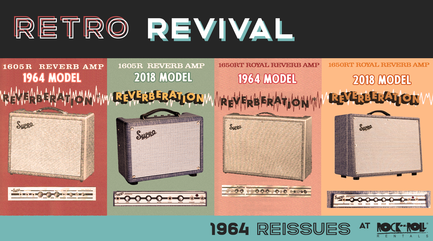 Supro Amps to the Future!