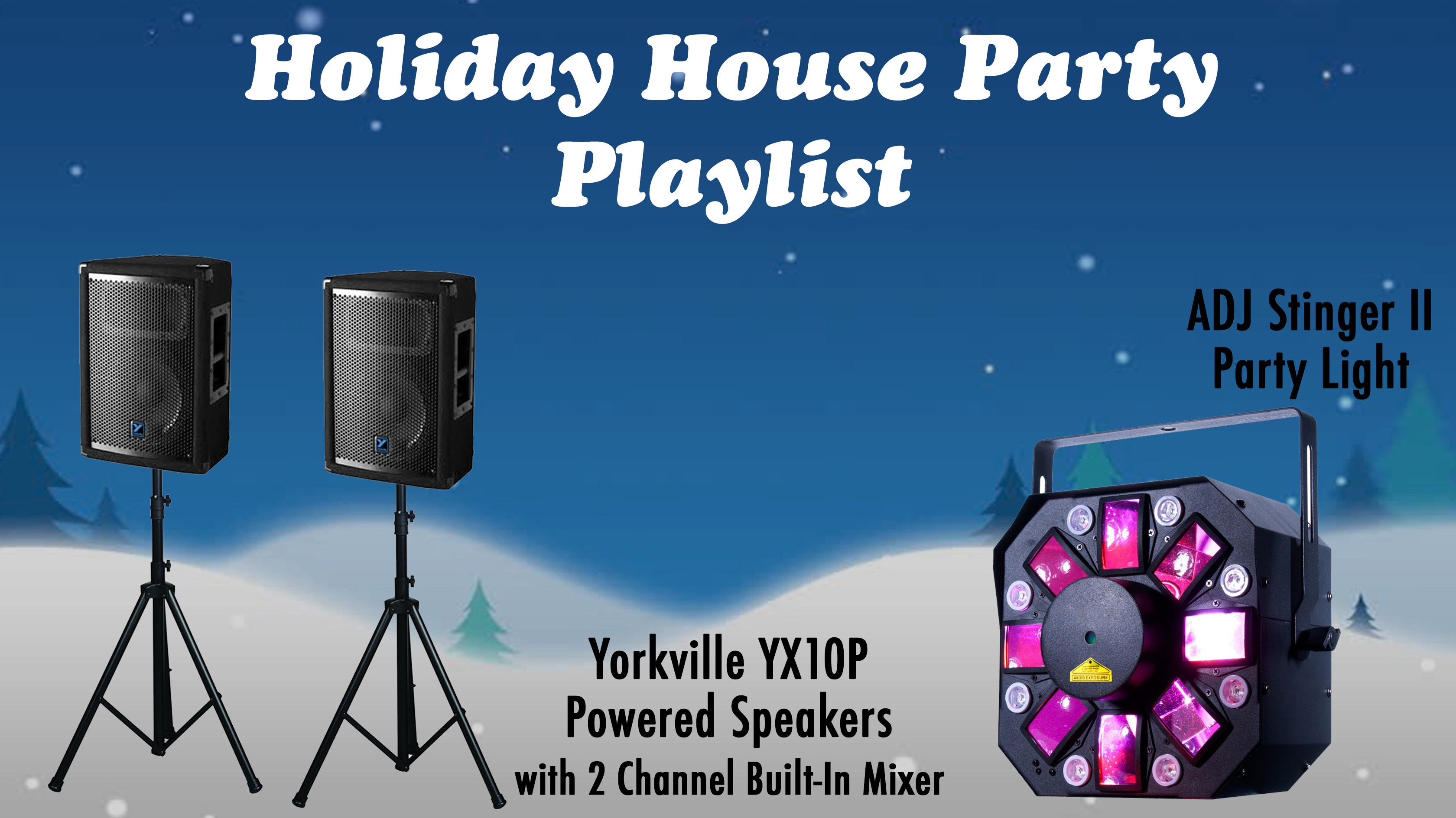 Holiday House Party Playlist