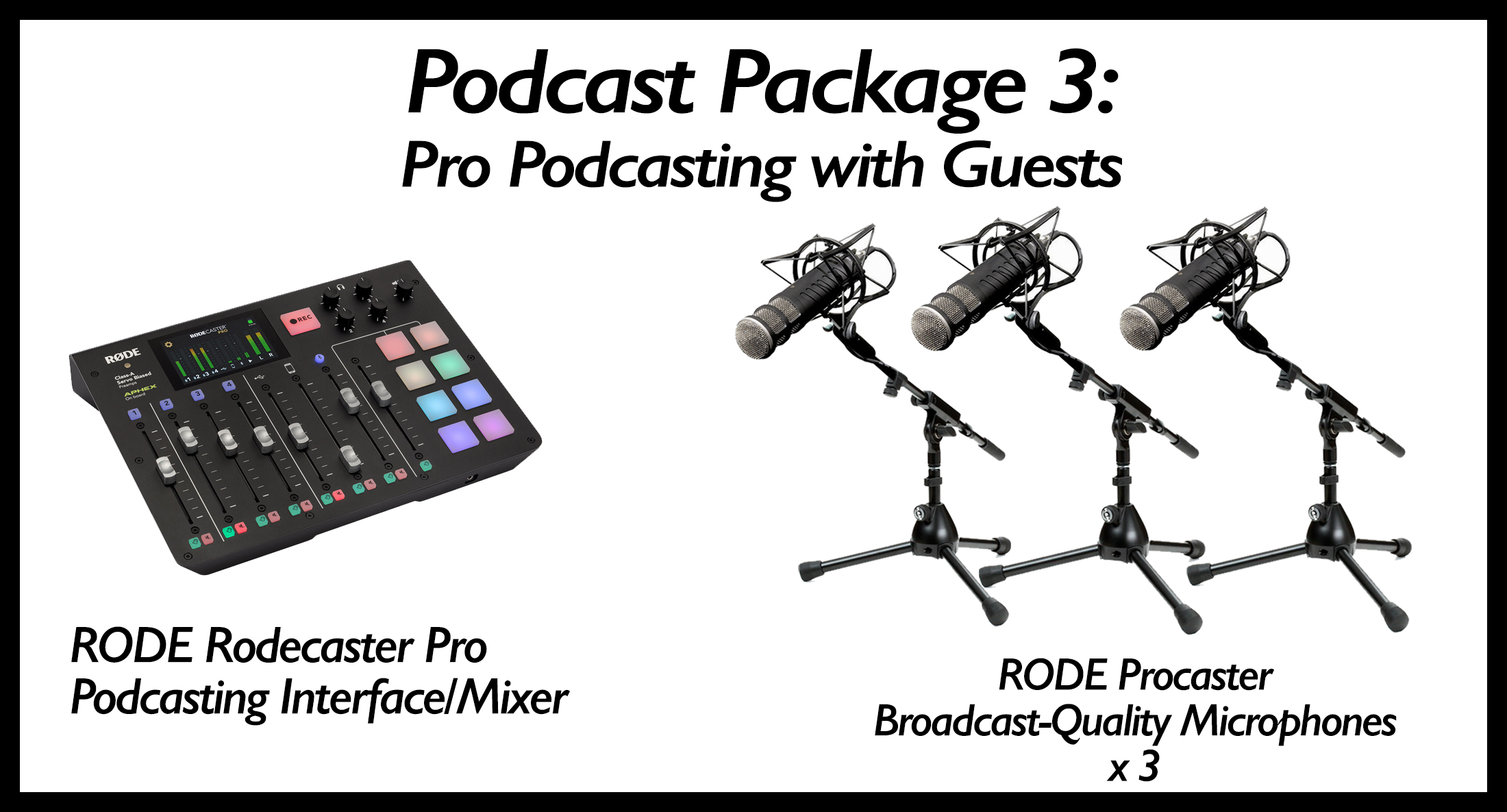 Pro Podcasting with Guests