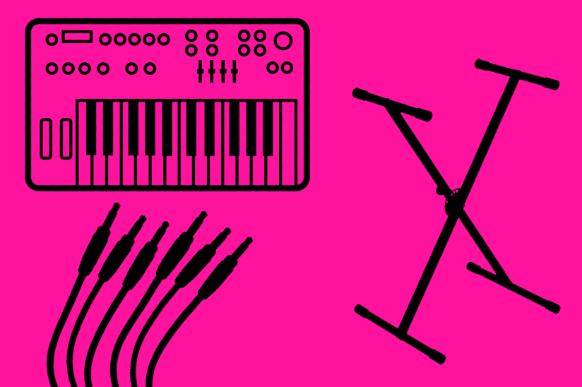 Shop Keyboard and Synth Accessories