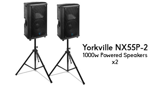 DJ Equipment Rental | DJ Speakers PAs DJ Systems | Sound