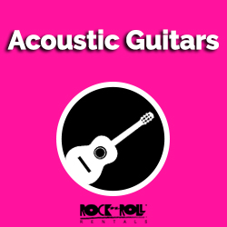 Shop Acoustic Guitars in Guitar Showroom