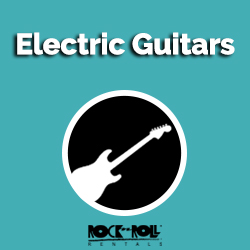 Shop Electric Guitars in Rock N Roll Rentals Online Guitar Showroom