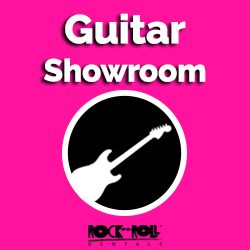 Shop Our Guitar Showroom with Electric, Acoustic and Bass Guitars for Sale