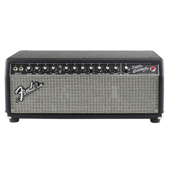 Fender SUPERBASSMAN 300W Tube Bass Head