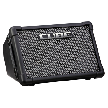 Boss CUBE-ST-EX 4ch Battery Powered Amp/PA