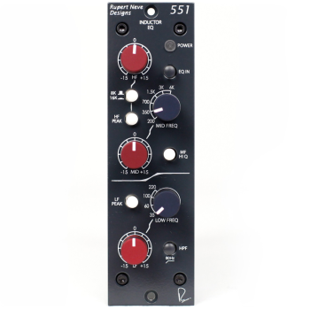 Neve 551 500 Series Inductor EQ