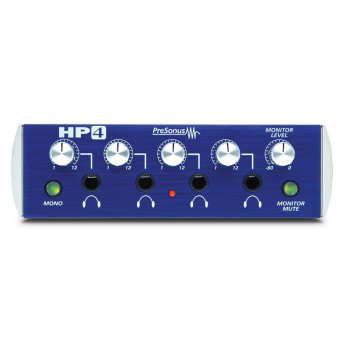 Presonus HP4 4-channel Headphone Monitor