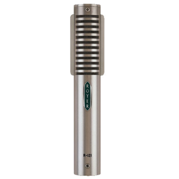 Royer R-121 Classic Mono Ribbon Microphone