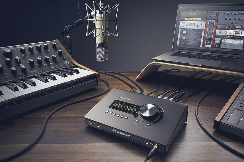 Recording Equipment Rental Packages