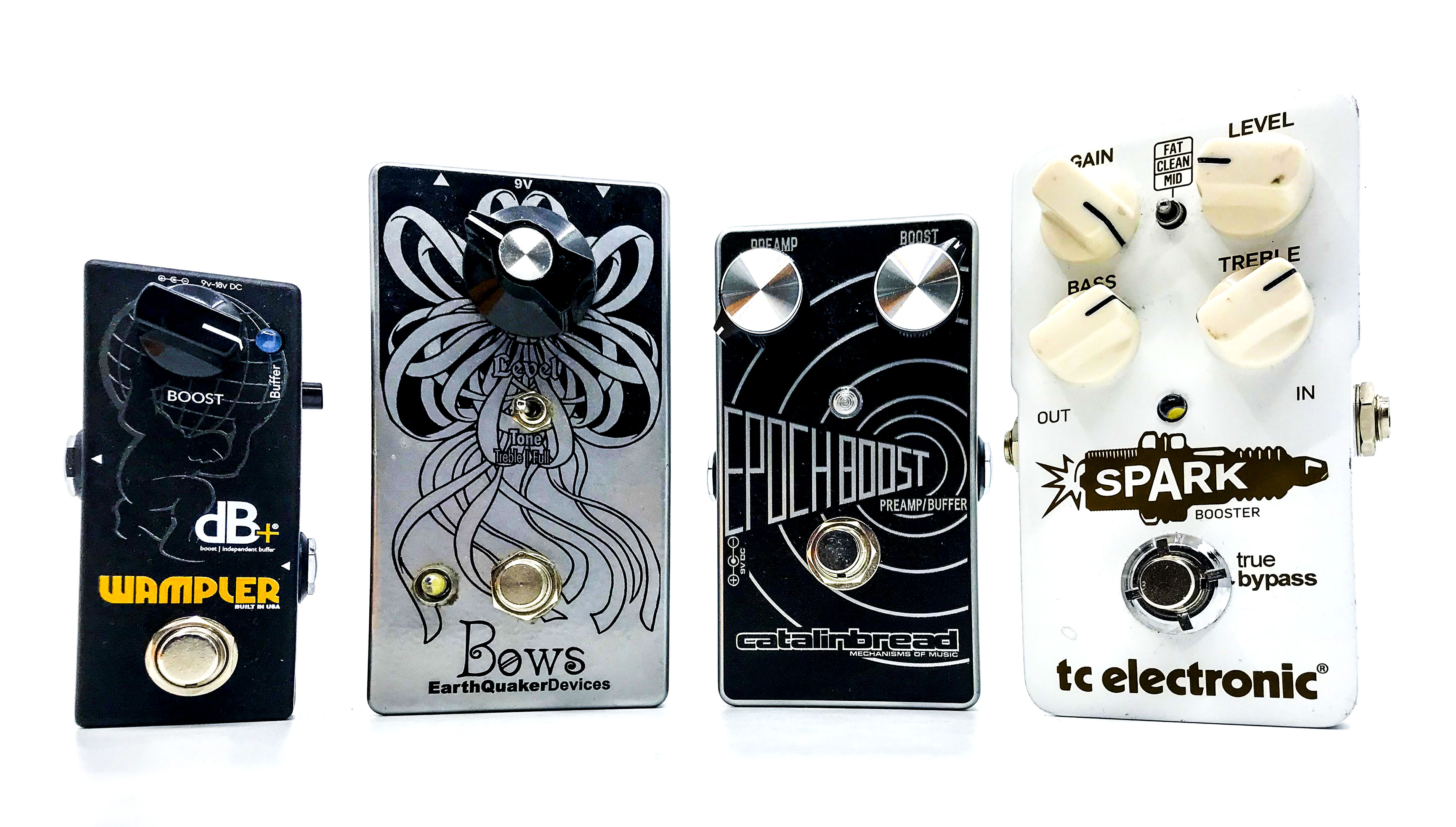 Boost FX Pedals