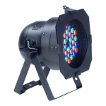 ADJ PROPAR56RGB Black ultra bright Par 56 with 36 1-Watt LEDs
