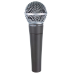 Shure SM58 Classic Dynamic Vocal Mic