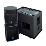 Yorkville EX1SALE 1000 Watt Portable Excursion PA System Sale