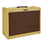 Fender BLUESDELUXE Tweed All Tube 40w Combo Amp
