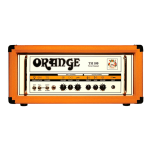 Orange TH100H 100/70/50/35w Tube Head