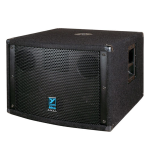 "Yorkville LS701P 2x10"" 700w Powered Subwoofer"