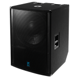 "Yorkville LS2100P 21"" 2400W Powered Subwoofer"