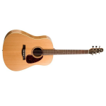 Seagull 028726 S6 Cedar top Slim Acoustic Guitar