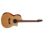 Seagull 032457 Performer CW Folk Flame Maple HG QIT