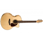 Seagull 032471 Performer CW Mini Jumbo Flame Maple HG QIT