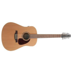 Seagull Coastline Series S12 12-String Cedar Acoustic Guitar with Electronics (029389)